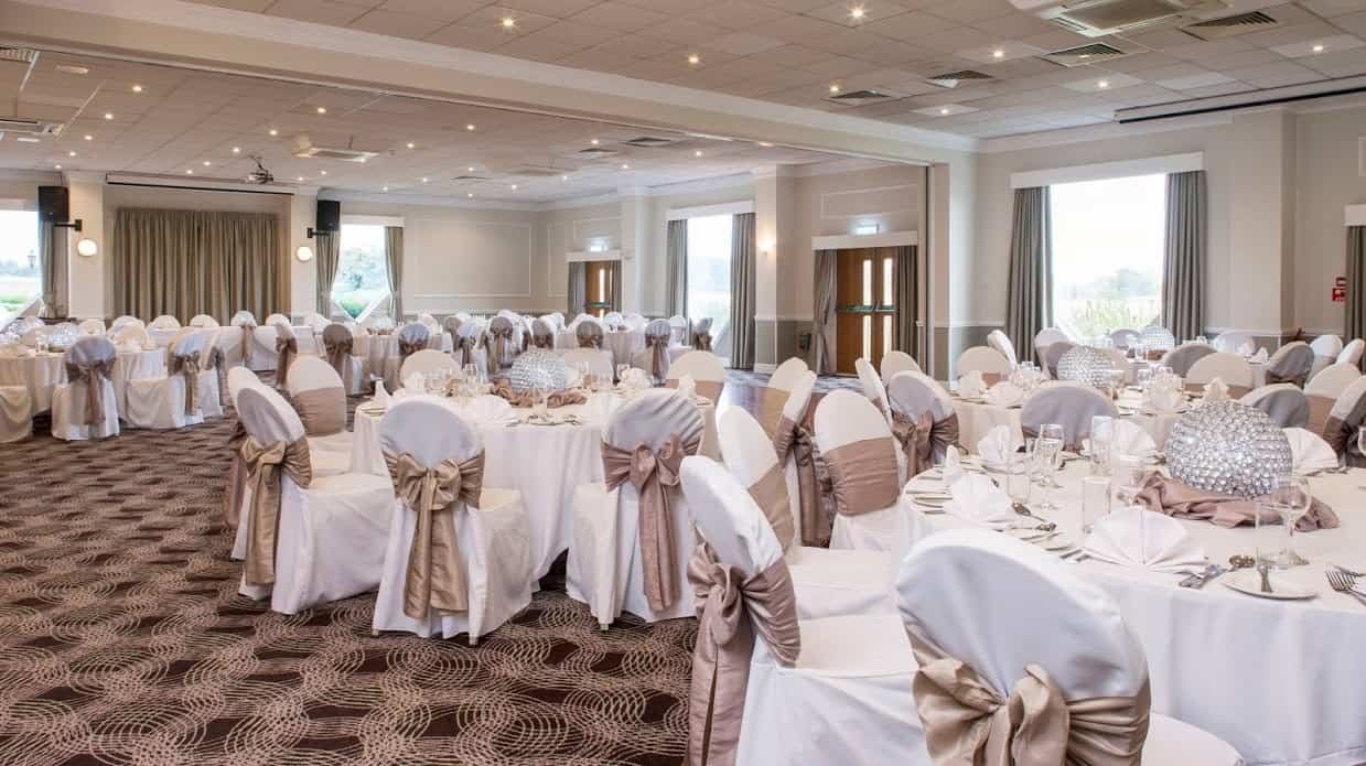 Wedding reception at Citrus Hotel Coventry