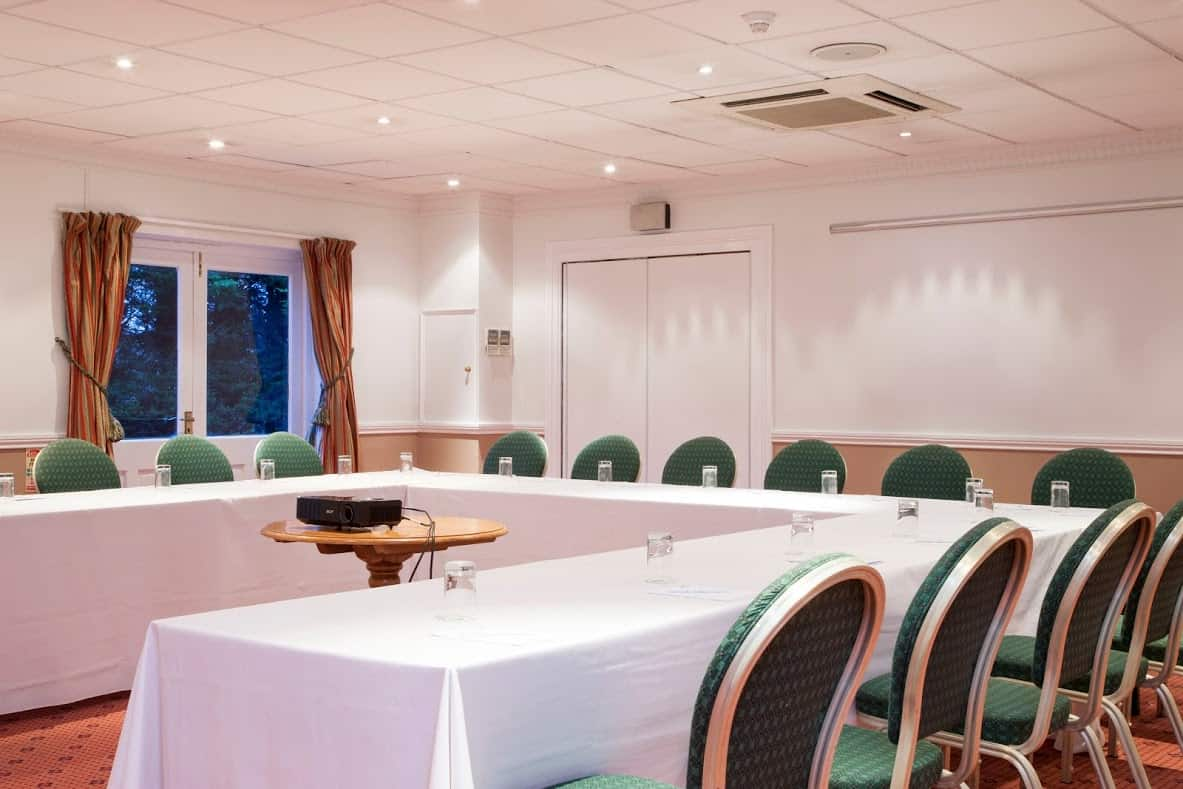 Meeting room in u-shaped configuration at Citrus Hotel Coventry