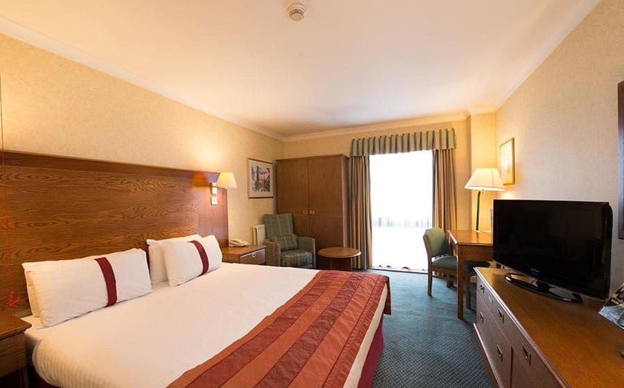 Citrus Hotel Coventry room full window