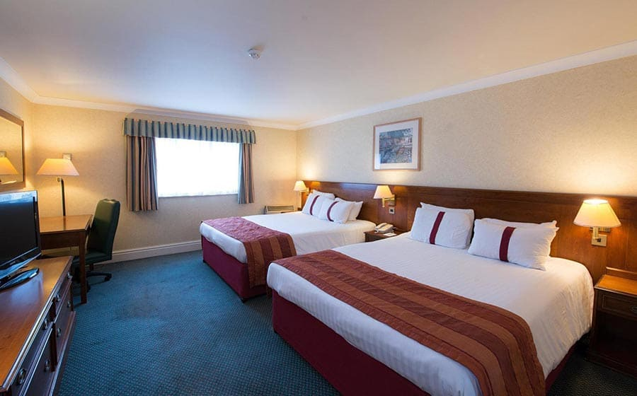 Family room in Citrus Hotel Coventry