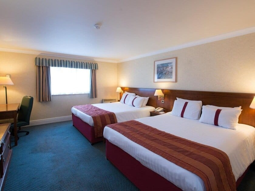 family room at Citrus Hotel Coventry