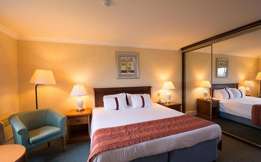 Standard room at Citrus Hotel Coventry