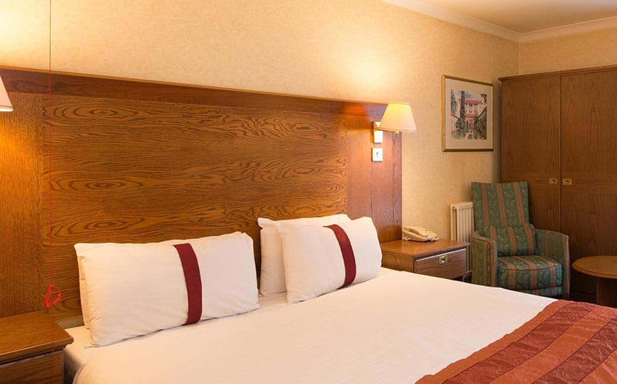 Accessible room in Citrus Hotel Coventry
