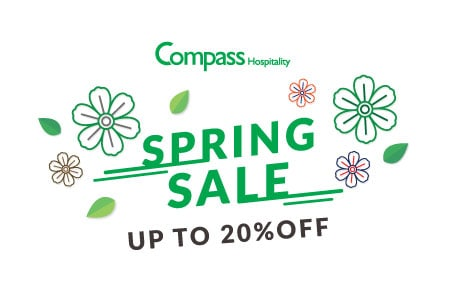 Citrus Hotel Coventry Spring Sale Promotion